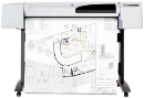 HP DesignJet 510ps 42 дюйма