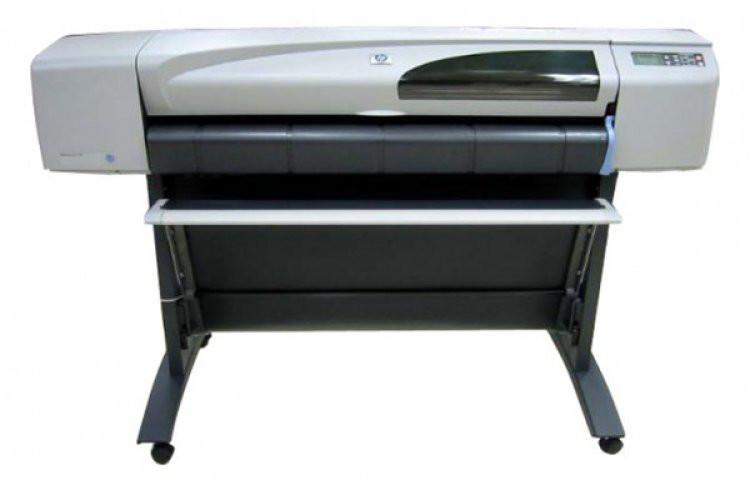 HP DesignJet 510 42 дюйма. Компактные размеры
