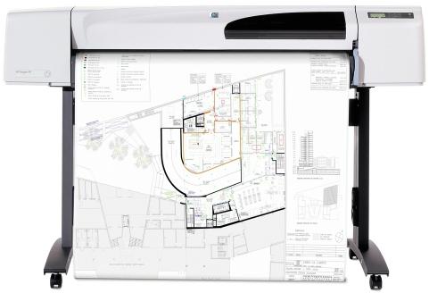 HP DesignJet 510 42 дюйма на выгодных условиях