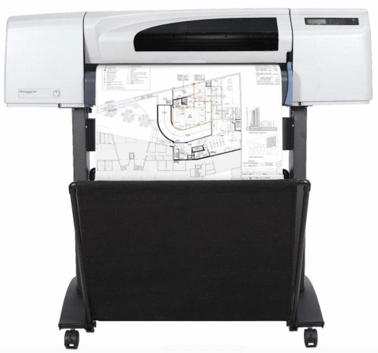 HP DesignJet 510ps 24 дюйма на выгодных условиях