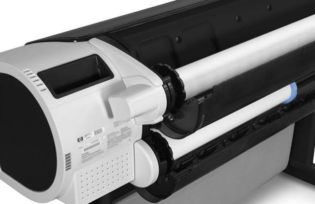 HP Designjet T1300 PostScript 1118 мм. Двухрулонная система