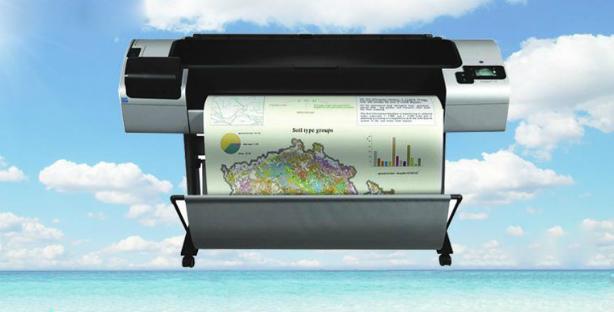 HP Designjet T1300 PostScript 1118 мм на выгодных условиях