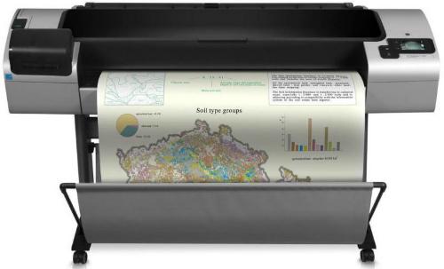 HP Designjet T1300 44