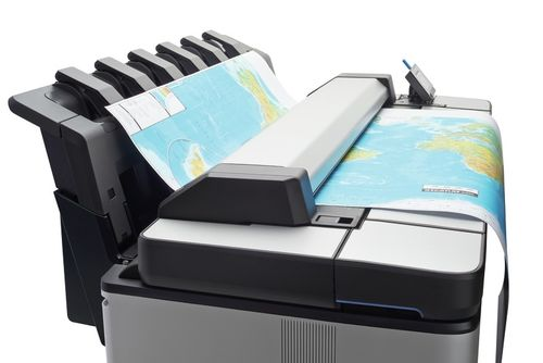 HP Designjet T3500 eMFP. Высокопроизводительное МФУ