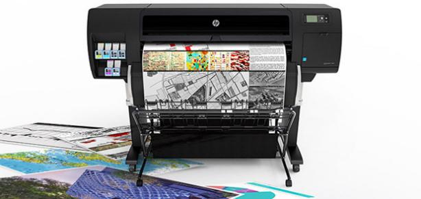 HP DesignJet T7200. Низкая стоимость печати