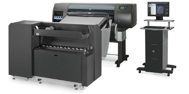 HP DesignJet T7200. Объемы печати