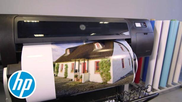 HP DesignJet T7200.Возможности