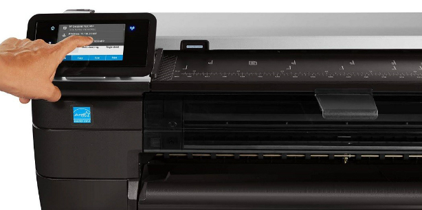 HP DesignJet T730. Удобство