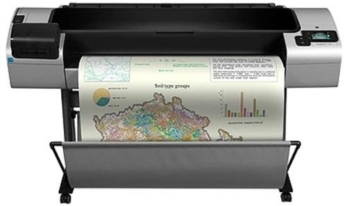 HP Designjet T790 44 дюйма на выгодных условиях
