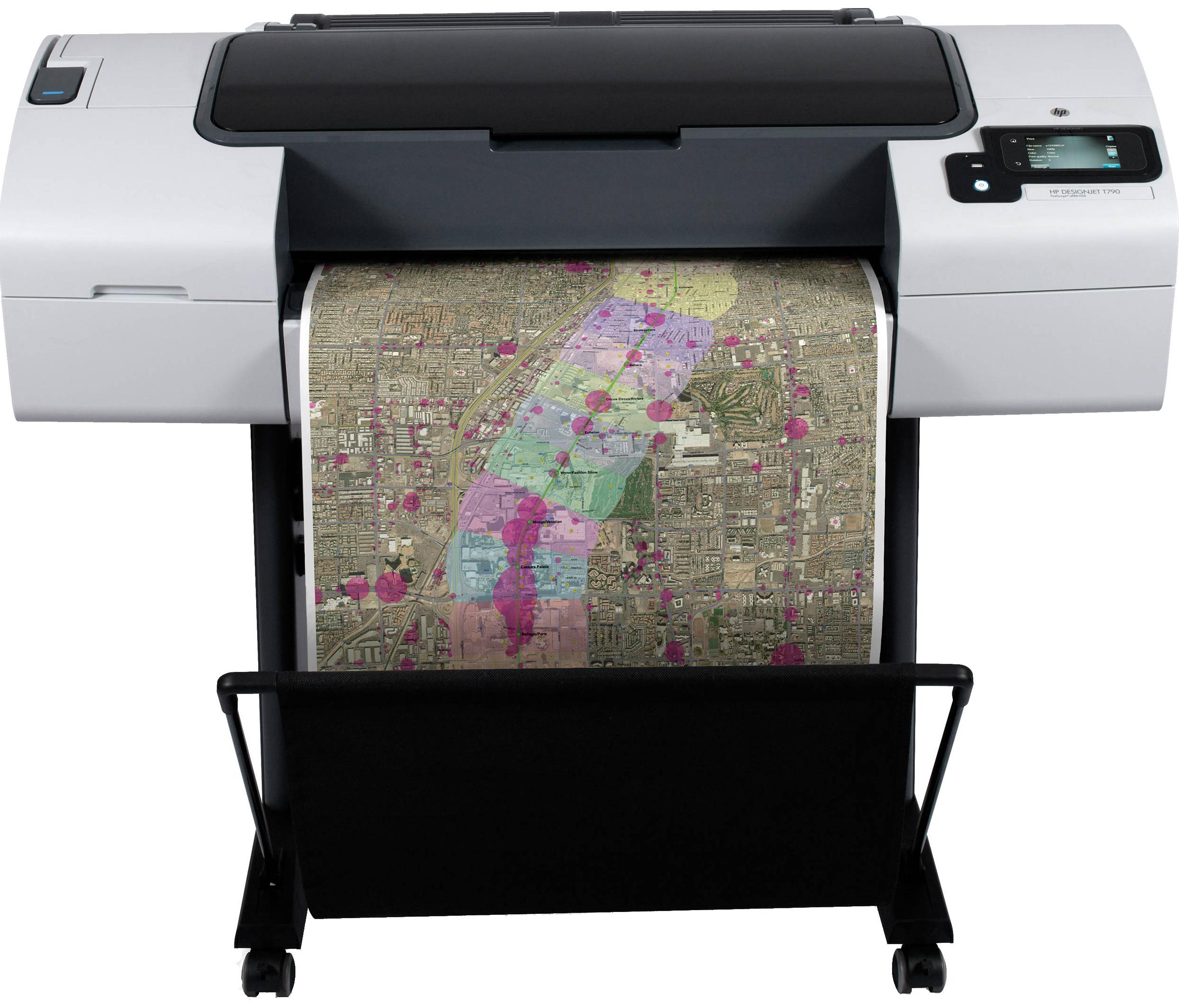 HP Designjet T790ps ePrinter PostScript 610 мм на выгодных условиях