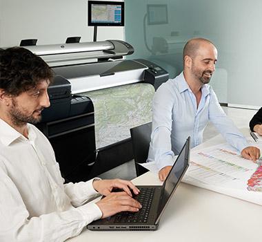 HP Designjet T795 ePrinter. Гибкость использования