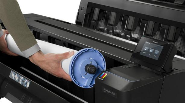 HP DesignJet T930. Эффективность