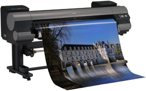 HP Designjet Z2100 PhotoPrinter 610 мм. Насыщенные цветные отпечатки