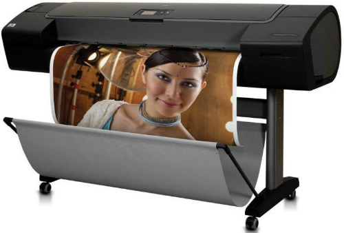 HP Designjet Z2100 PhotoPrinter 1118 мм