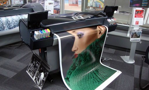 HP DesignJet Z3200ps 610 мм. Технологии HP DreamColor