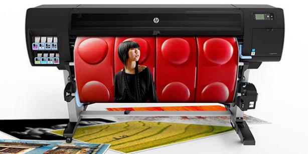 HP DesignJet Z6800. Возможности управления цветом