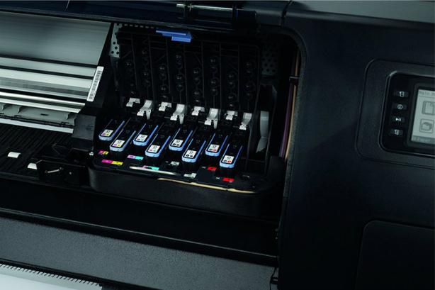 HP DesignJet Z6800. Высокая эффективность