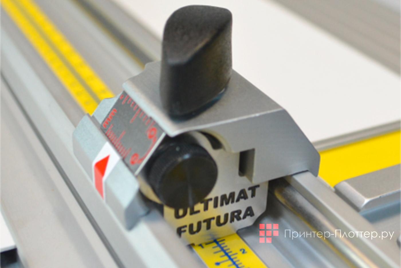 Keencut Ultimat Futura. Уникальные запатентованные регуляторы микроограничителей