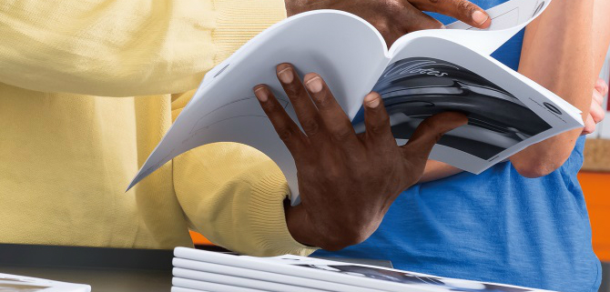 Konica Minolta AccurioPress 6136P. Функции для повышения качества