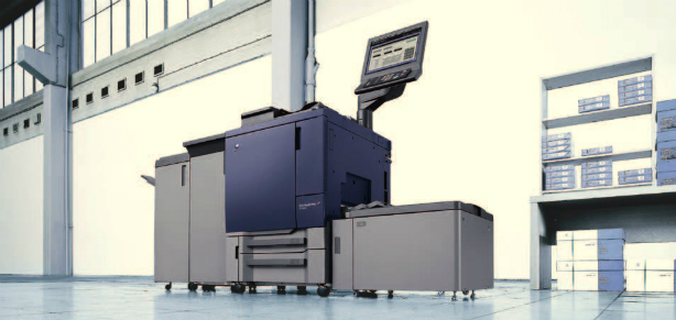 Konica Minolta bizhub PRESS 1250e. Преимущества