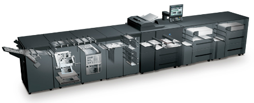 Konica Minolta bizhub PRESS 1250eP. Надёжность