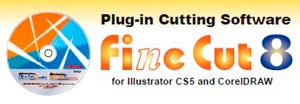 Mimaki CF2-1218RC-S. ПО Fine Cut 8