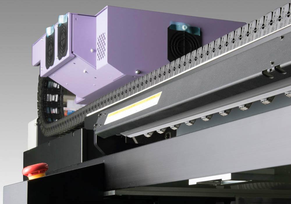 Mimaki JFX200-2531. Ионизатор