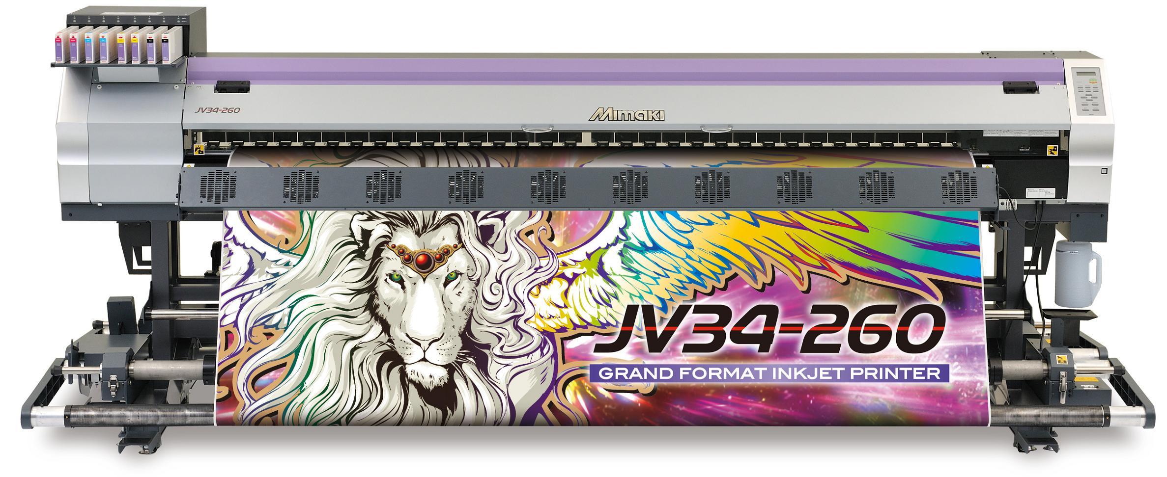 Mimaki JV34-260S на выгодных условиях