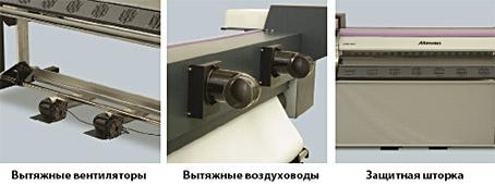 Mimaki SWJ-320 S4. Широкий выбор режимов печати