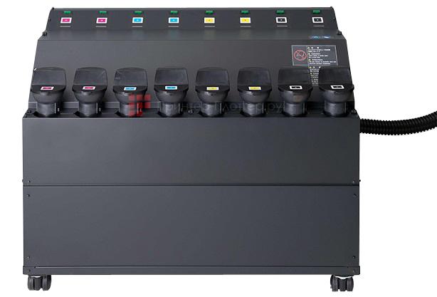 Mimaki TS500P-3200. Система подачи чернил