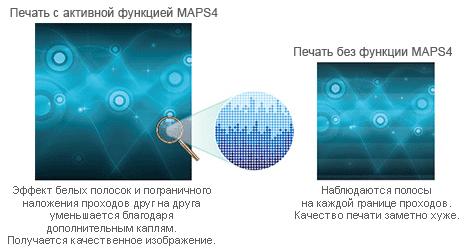 Mimaki UCJV300-107. MAPS4