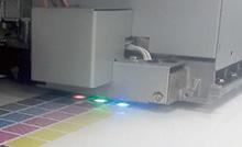 OKI ColorPainter M-64s. Система автоматической корректировки