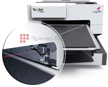 Polyprint TexJet echo. Оптический датчик