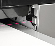 Polyprint Texjet PLUS Long. Оптический датчик