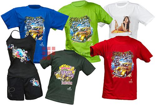 PPolyprint Texjet PLUS Long. Печать на футболках
