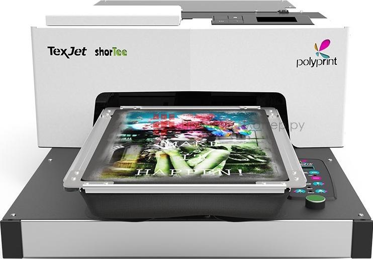 Polyprint TexJet shorTee