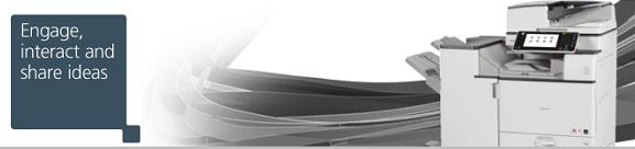 Ricoh MP 6054SP. Индивидуальная настройка