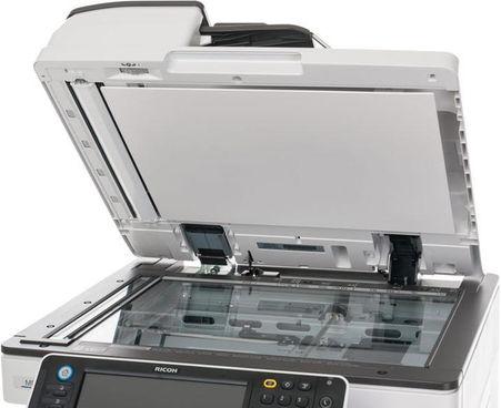 Ricoh MP C2011SP. Дополнительные опции сканирования