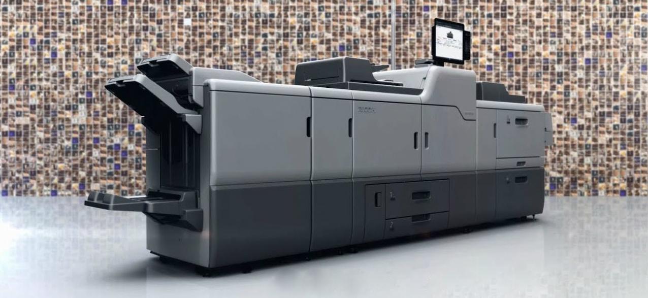 Цифровая печатная машина Ricoh Pro C7200X