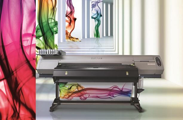 Ricoh Pro L4130. Цветовой охват