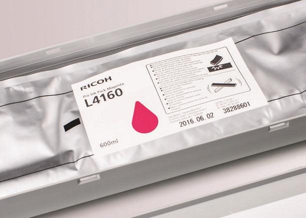 Ricoh Pro L4130. Экологически чистые материалы