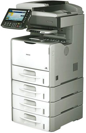 Ricoh SP 5210SF. Универсальный и гибкий