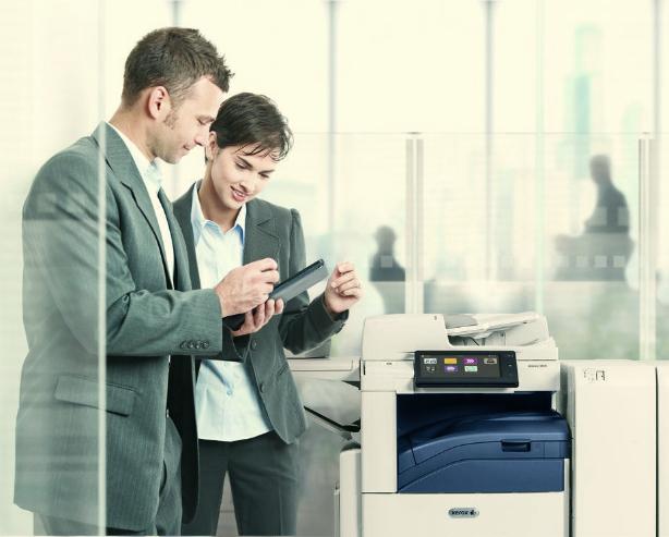 Xerox AltaLink C8035 TT. Интеллектуальность и продуктивность