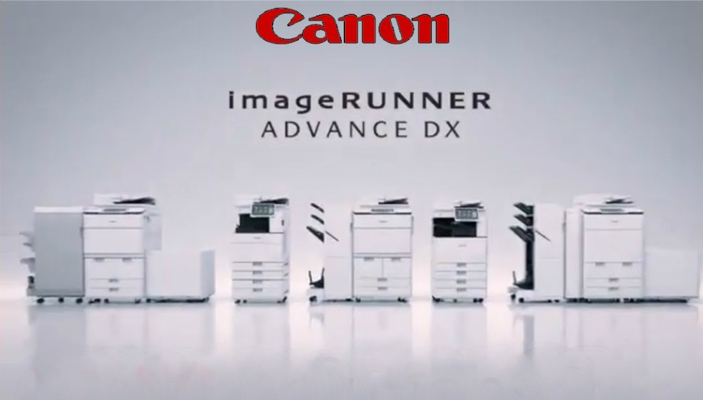 Canon imageRUNNER ADVANCE DX. Основные особенности