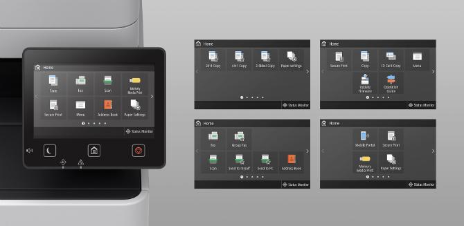 Canon выпускает новые серии устройств i-SENSYS. Библиотека приложений