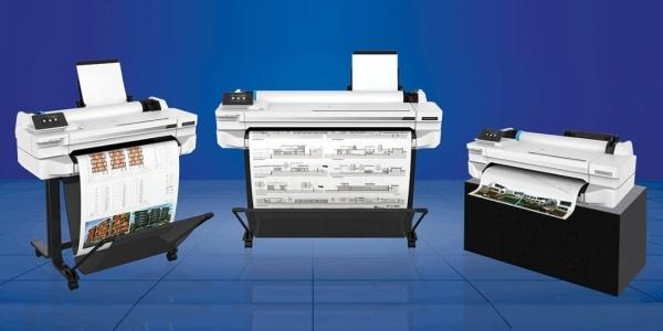 HP DesignJet t100-t500
