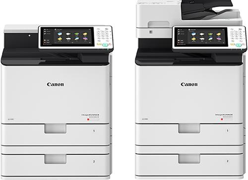 Canon imageRUNNER ADVANCE C256i, C356i, C356P