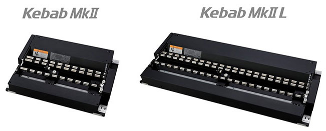 Mimaki KEBAB MkII и Mimaki KEBAB Mk II L