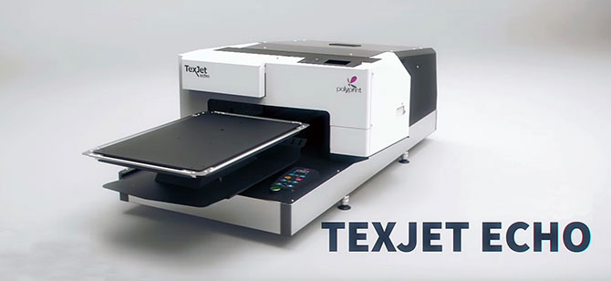 Polyprint Texjet Echo