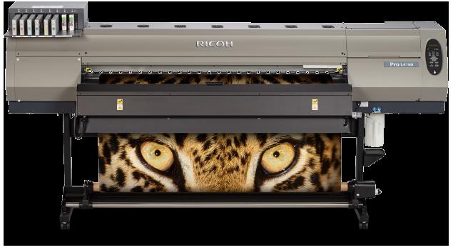 Ricoh Pro L4100